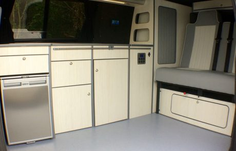 VW T5 Conversion